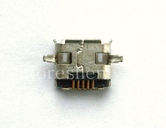 USB-разъем (Charger Connector) T12 для BlackBerry