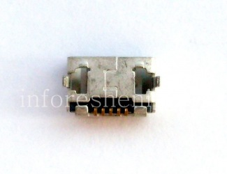 USB-разъем (Charger Connector) T13 для BlackBerry