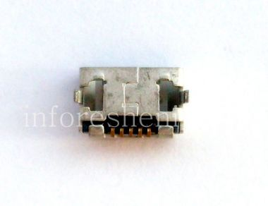 Купить USB-разъем (Charger Connector) T13 для BlackBerry