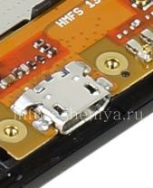 USB-разъем (Charger Connector) T15 для BlackBerry