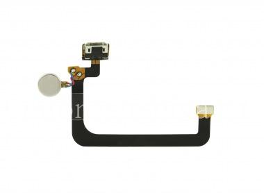 Купить USB-разъем (Charger Connector) T17 на шлейфе с вибромотором для BlackBerry DTEK50