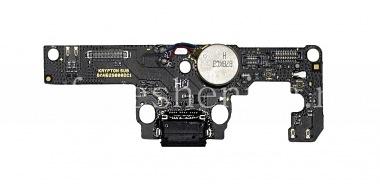 Купить USB-разъем (Charger Connector) T19 на микросхеме с вибромотором для BlackBerry Motion