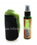Kit de limpieza corporativa AppleJuce 2 oz de pantalla y dispositivo limpiador para BlackBerry, Green