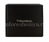 Box BlackBox Smartphone BlackBerry, The black