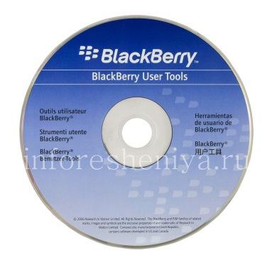 Купить Компакт-диск BlackBerry OS 5-7 User Tools