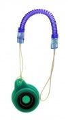 """Фотография 1 — Линза камеры для спецэффектов Jelly Lens для BlackBerry, Зеленый, эффект """"Vignette"""""""