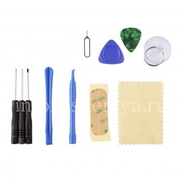Набор инструментов (10 шт.) для разборки и ремонта смартфонов