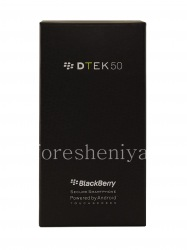 箱智能手机BlackBerry DTEK50, 黑