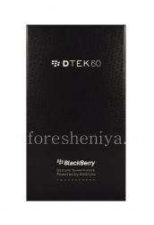 Box Smartphone BlackBerry DTEK60, schwarz