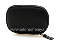 Original Isikhumba Case for earphone for BlackBerry, black