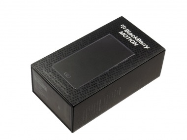 Buy Smartphone Box BlackBerry Motion