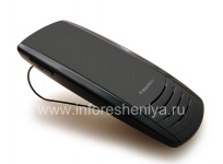 El original Speakerphone VM-605 Bluetooth de manos libres de alta calidad visera para BlackBerry, Negro