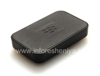 The original portable music station for the BlackBerry Music Gateway, The black