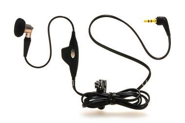 Buy ブラックベリーのためのオリジナルのモノラルヘッドセット2.5ミリメートルモノラルバッドヘッドセット