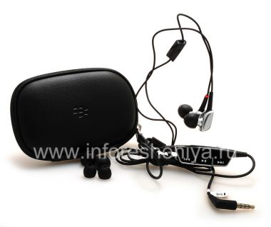 Buy Original earphone 3.5mm Premium Multimedia Stereo earphone for BlackBerry