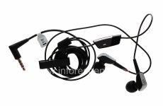 Оригинальная гарнитура 3.5mm Premium Stereo Headset для BlackBerry, Черный (Black)