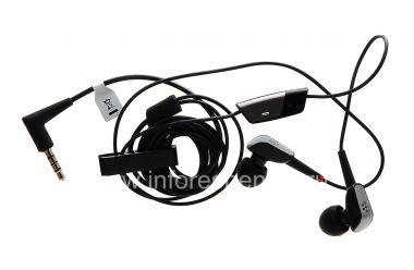 Купить Оригинальная гарнитура 3.5mm Premium Stereo Headset для BlackBerry