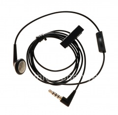 Buy Asli Mono Headset generasi kedua 2nd Gen Mono Headset 3.5mm untuk BlackBerry