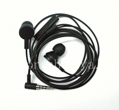 Купить Оригинальная гарнитура 3.5mm Premium Stereo Headset WS-510 для BlackBerry