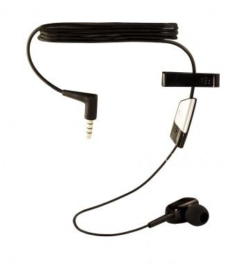 Купить Моно-гарнитура 3.5mm Premium Mono Bud Headset для BlackBerry (копия)