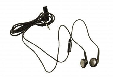 Buy Stereo earphone we 3.5mm Stereo earphone ngoba BlackBerry (ikhophi)