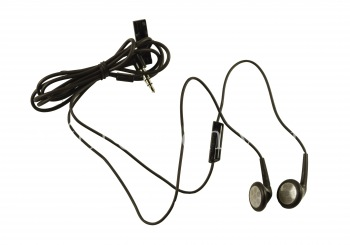 Stereo earphone we 3.5mm Stereo earphone ngoba BlackBerry (ikhophi)