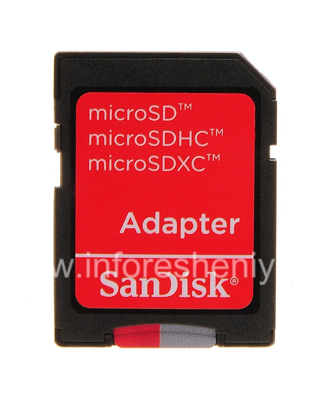 SanDisk Ponsel Ultra MicroSD Branded Kartu Memori