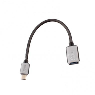 Купить Укрепленный адаптер USB Type C/ USB Type A типа OTG для BlackBerry