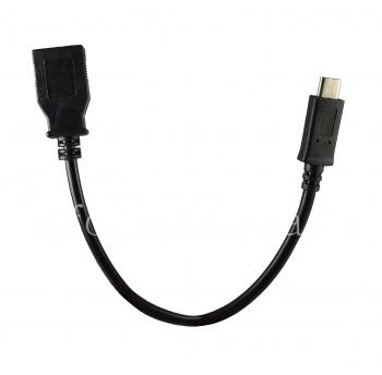 Адаптер USB Type C/ USB Type A типа OTG для BlackBerry