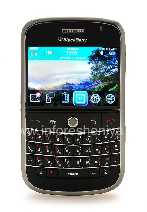 buy smartphone blackberry 9000 bold used black. Black Bedroom Furniture Sets. Home Design Ideas