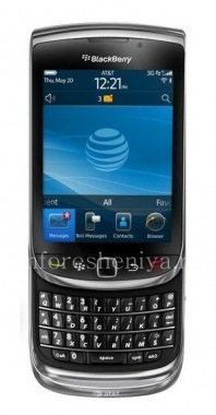 Buy Smartphone BlackBerry 9800 Torch Used