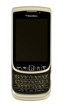 Buy Smartphone BlackBerry 9810 Torch Used
