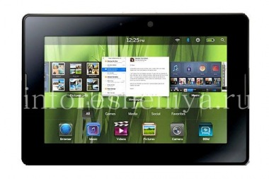 Buy ordinateur tablette PlayBook BlackBerry Used