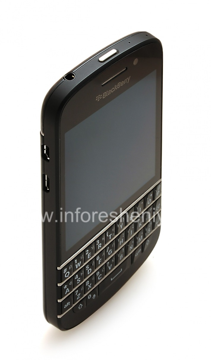 Buy Smartphone Blackberry Q10 Used Black Everything For Photo 7