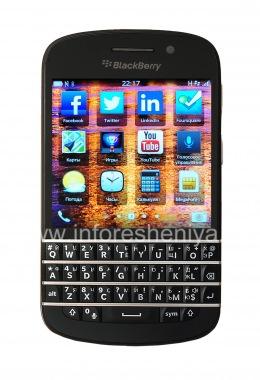 Купить Смартфон BlackBerry Q10 Б/У