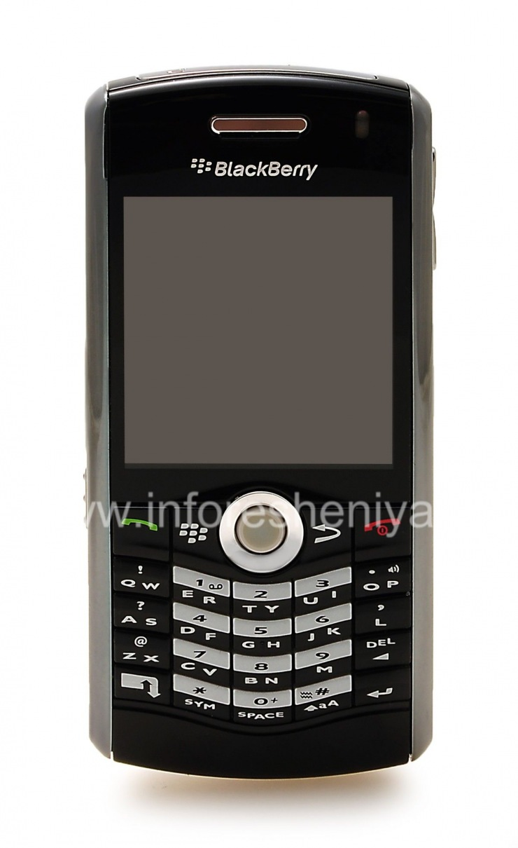 Photo 1 — Smartphone BlackBerry 8110 Pearl, Black ...