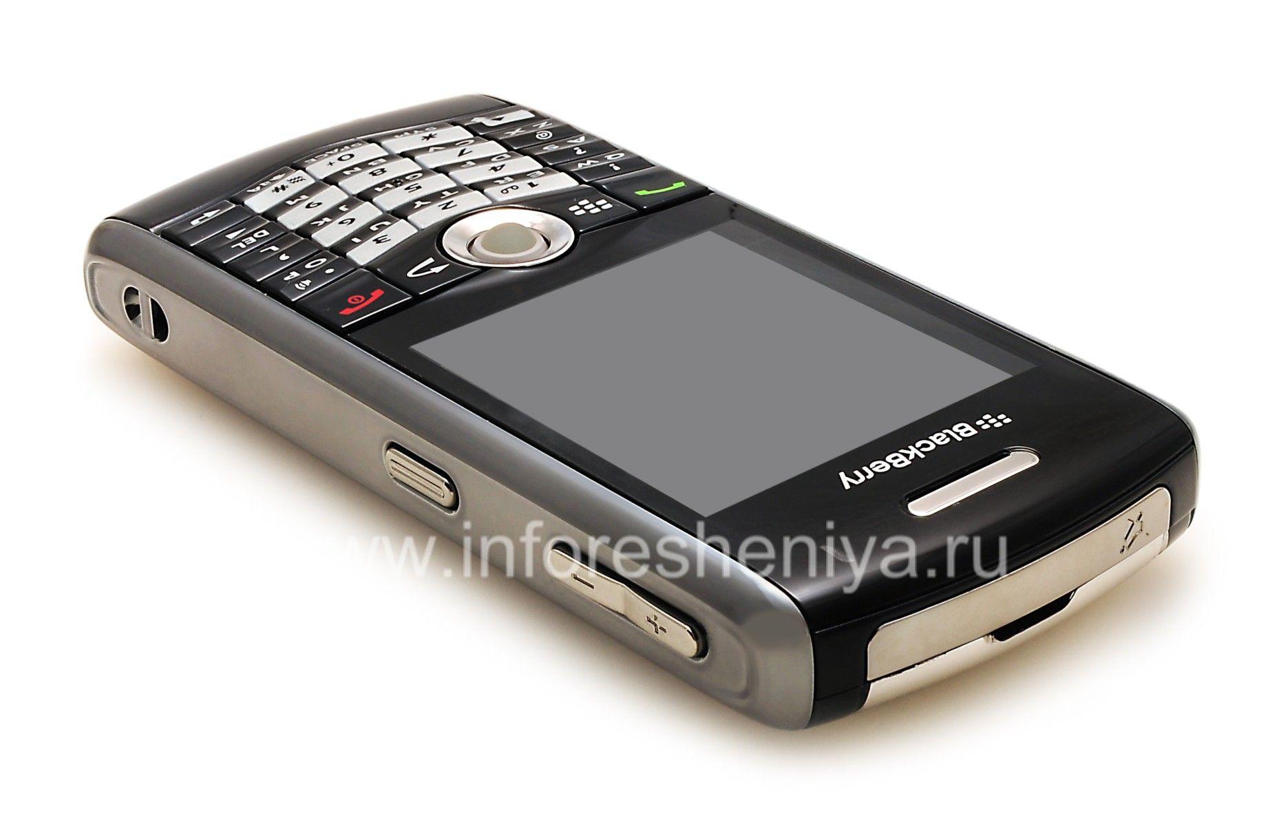 Comprar tel fono inteligente blackberry 8110 pearl negro for Telefono bb