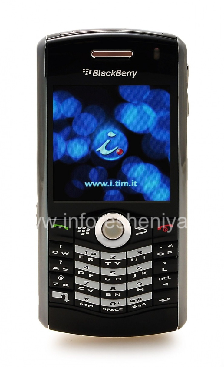... Photo 9 — Smartphone BlackBerry 8110 Pearl, Black ...
