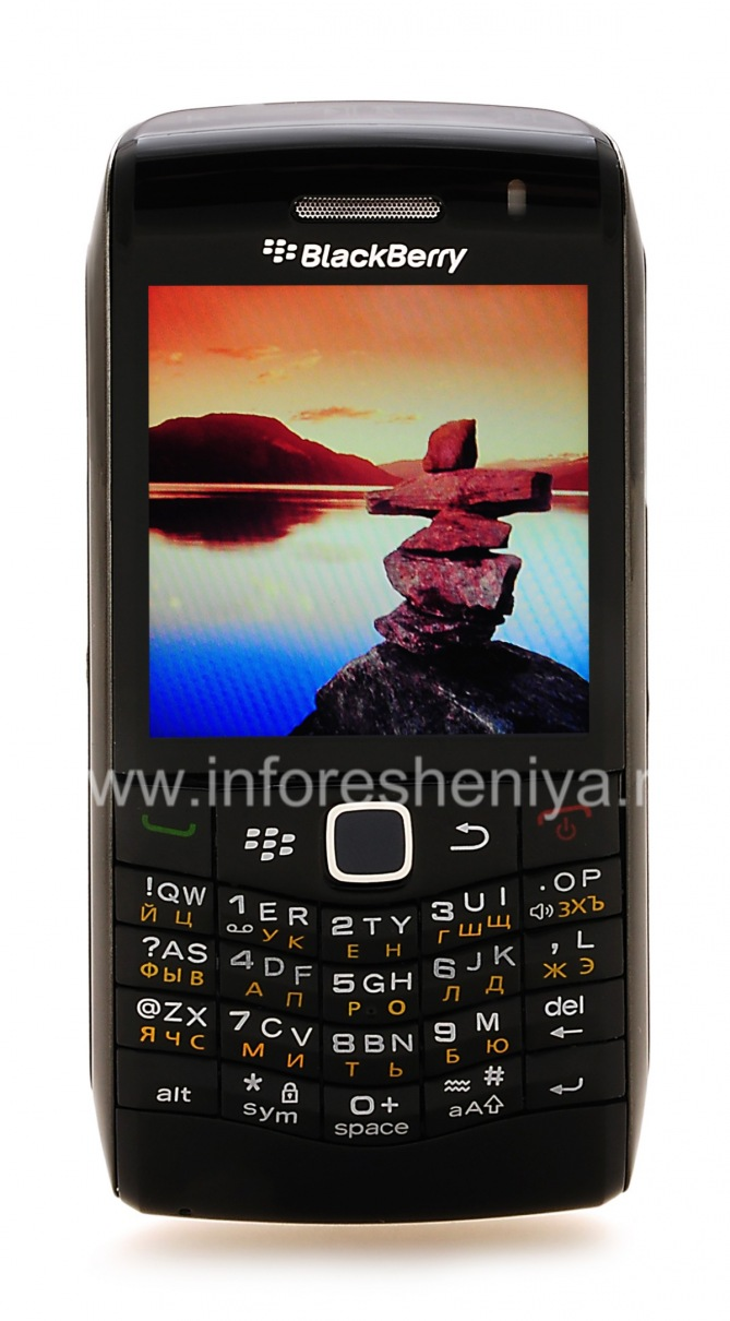 ... Photo 22 — Smartphone BlackBerry 9100 Pearl 3G, Black ...