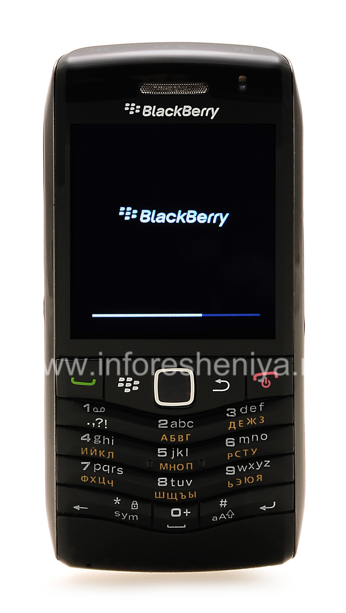 Comprar tel fono inteligente blackberry 9105 pearl 3g for Telefono bb