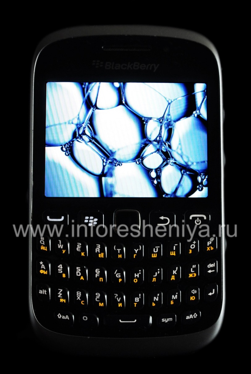 ... Photo 24 — Smartphone BlackBerry 9320 Curve, Black