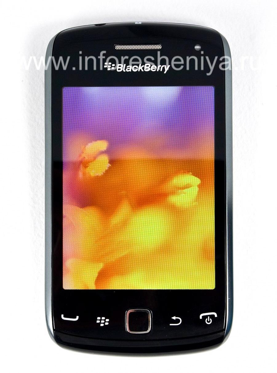 ... Photo 9 — Curva de Smartphone BlackBerry 9380, Negro (negro) ...