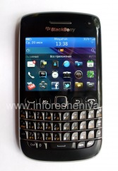 Buy Smartphone BlackBerry 9790 Bold, Noir (Black)