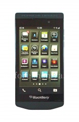 Buy Smartphone BlackBerry Porsche Design P'9982, Noir (Black)