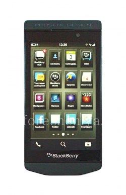 Купить Смартфон BlackBerry P'9982 Porsche Design