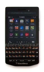 Shop for BlackBerry P'9983 teléfono inteligente Porsche Design