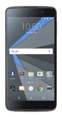 Buy smartphone BlackBerry DTEK50, Gray (Gris carbone)