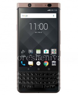 Shop for 智能手机BlackBerry KEYone铜版