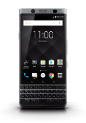 Buy Smartphone BlackBerry KEYone, Perak (silver)