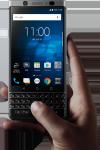 Фотография 6 — Смартфон BlackBerry KEYone, Серебряный (Silver)